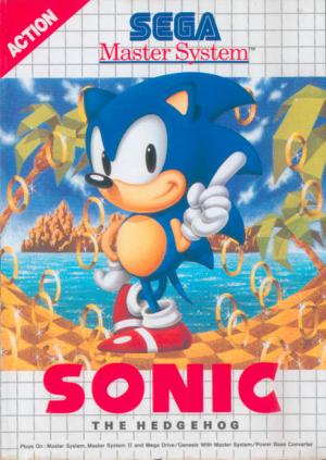 Sonic 1 capa