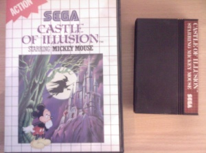 Castle of Illusion SMS