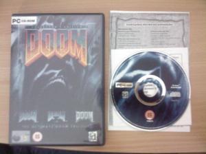 Doom Colletors Edition