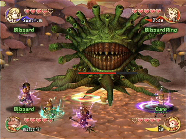 Final Fantasy Crystal Chronicles (Nintendo GameCube)