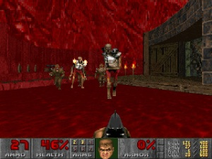 Final Doom shot