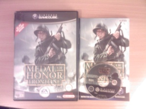 Medal of Honor Frontline GCN
