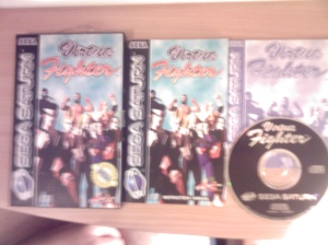Virtua Fighter Saturn