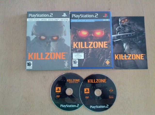 Killzone - Sony Playstation 2
