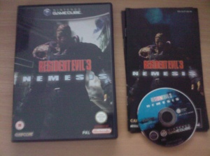 Resident Evil 3 GCN
