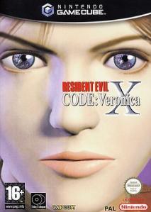 resident evil code veronica gc pal