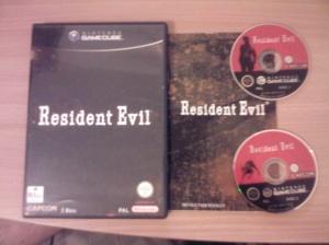 Resident Evil GC