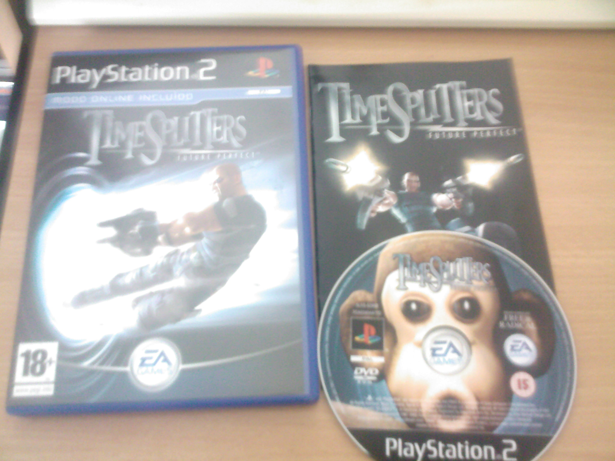 Timesplitters 3 PS2
