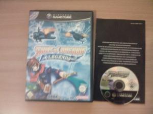 Skies of Arcadia Legends Gamecube