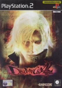 Devil May Cry 2 cover