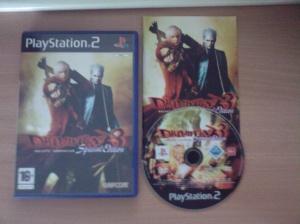 DMC 3 Special Edition PS2