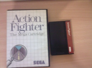 Action Fighter SMS