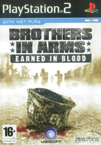 Brother in Arms Earned in Blood PS2