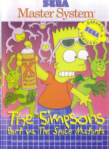 Simpsons SMS