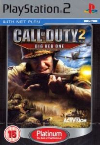 Call of Duty Big Red One PS2