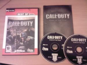 Call of Duty GOTY PC