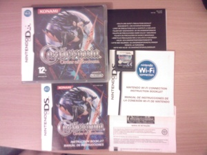Castlevania Order of Ecclesia NDS