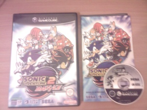 Sonic Adventure 2 Battle GCN