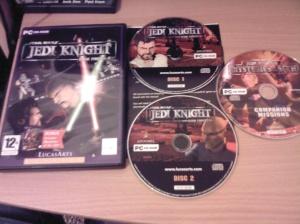 Star Wars Jedi Knight Dark Forces II PC