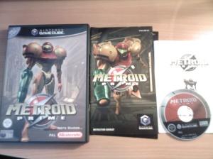 Metroid Prime GCN
