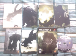 Shadow of the Colossus PS2