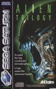 Alien Trilogy Saturn
