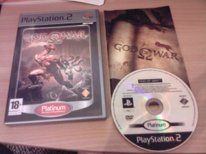 God of War PS2