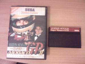 Super Monaco GP II - Sega Master System