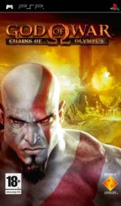 GoW Chains of Olympus PSP