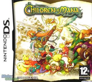 Children of Mana DS