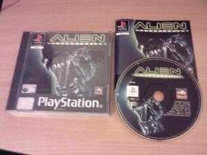 Alien Resurrection PS1
