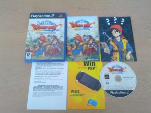 Dragon Quest VIII - Sony Playstation 2