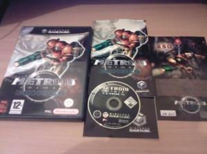 Metroid Prime 2 Echoes - Nintendo Gamecube