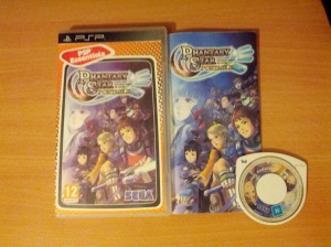 Phantasy Star Portable - Sony Playstation Portable