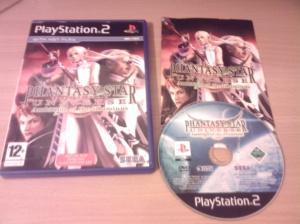 Phantasy Star Universe - Ambition of the Illuminus - PS2