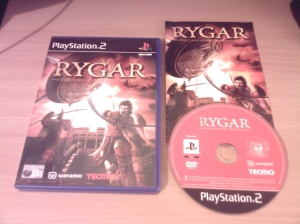 Rygar The Legendary Adventure - PS2