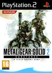 MGS2 Substance PS2