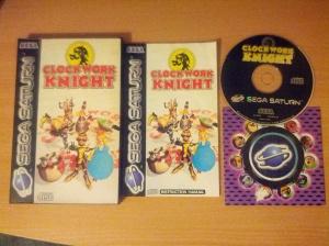 Clockwork Knight - Sega Saturn