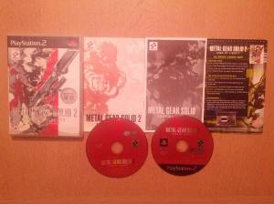 Sons of Liberty com caixa, manuais, papelada e DVD bónus