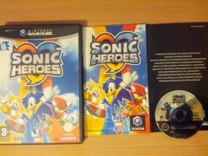 Sonic Heroes - GCN