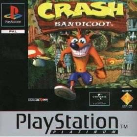 Crash Bandicoot Platinum
