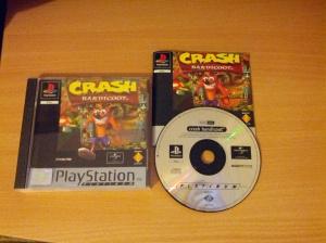 Crash Bandicoot - Sony Playstation