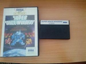 Super Space Invaders - Sega Master System
