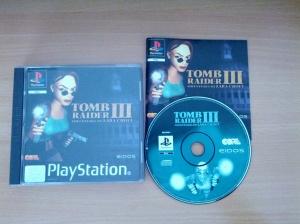 Tomb Raider III - Sony Playstation