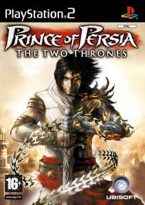 Prince of Persia: The Two Thrones PS2