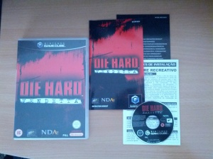 Die Hard Vendetta - Nintendo Gamecube