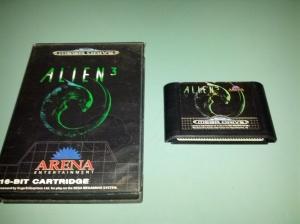 Alien 3 Sega Mega Drive