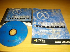 Half-Life Blue Shift PC