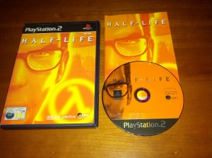 Half-Life - Sony Playstation 2