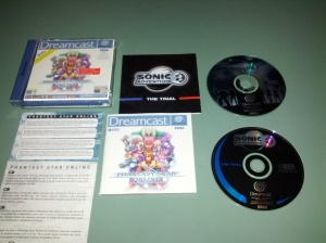 Phantasy Star Online - Sega Dreamcast